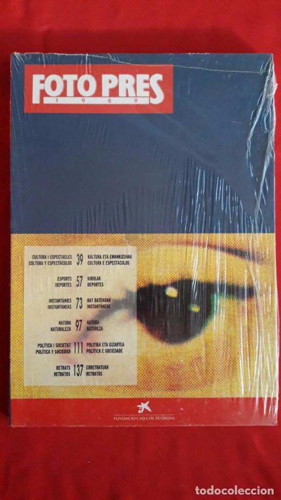 FOTO PRES 1989 / CAIXA DE PENSIONS / PRECINTADO (Libros Nuevos - Bellas Artes, ocio y coleccionismo - Diseño y Fotografía)