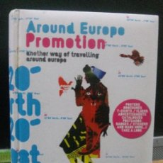 Libros: AROUND EUROPE , ANOTHER WAY OF TRAVELLING ARAUND EUROPE .. Lote 108262207
