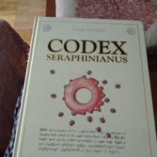 Libros: CODEX SERAPHINIANUS. Lote 123560262