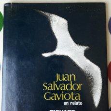 Libros: JUAN SALVADOR GAVIOTA UN RELATO. Lote 126949792