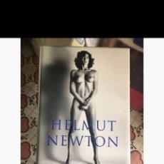 Libros: HELMUT NEWTON. Lote 139827254