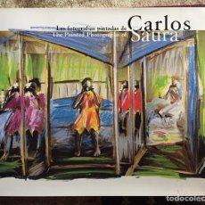 Libros: CARLOS SAURA. Lote 140495218