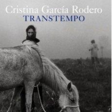Libros: LIBRO TRANSTEMPO CRISTINA GARCÍA RODERO. Lote 141157581
