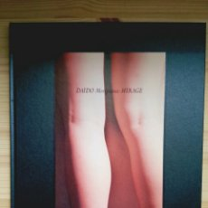 """Libros: LIBRO DE DAIDO MORIYAMA """"MIRAGE"""" EDICIÓN FIRMADA Y NUMERADA 10/1000.. Lote 142781882"""