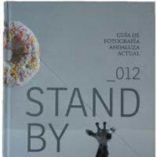 Libros: GUIA DE FOTOGRAFÍA ANDALUZA ACTUAL, STAND BY. JUNTA DE ANDALUCIA. TAPA DURA 250 PP. Lote 143835308