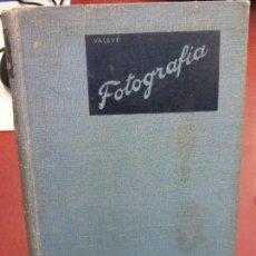 Libros: STQ.M. VALLVE.TRATADO MODERNO DE FOTOGRAFIA.EDT, JOSE MONTESO.BRUMART TU LIBRERIA. Lote 144345910