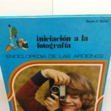 Libros: STQ.BENITO R. MALLOL.INICIACION A LA FOTOGRAFIA.EDT, ALTEA.BRUMART TU LIBRERIA. Lote 144467702