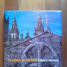Libros: A CATEDRAL DE SANTIAGO - BELEZA E MISTERIO- FOTOGRAFÍAS DOMI MORA - LUNWERG - PRECINTADO. Lote 144967162