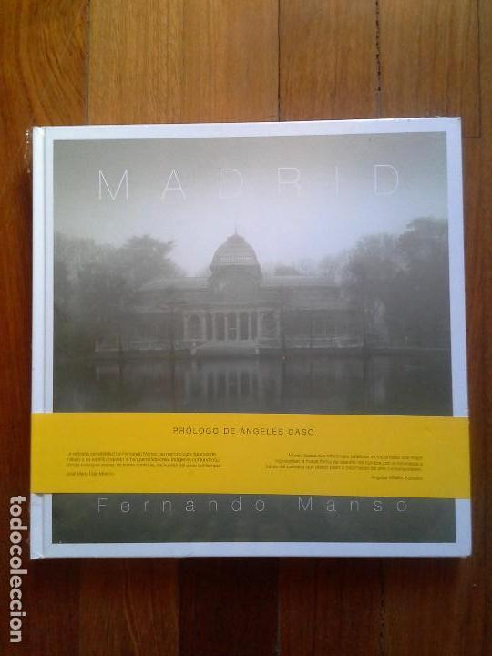 MADRID - FERNANDO MANSO - PRÓLOGO ÁNGELES CASO - PRECINTADO (Libros Nuevos - Bellas Artes, ocio y coleccionismo - Diseño y Fotografía)