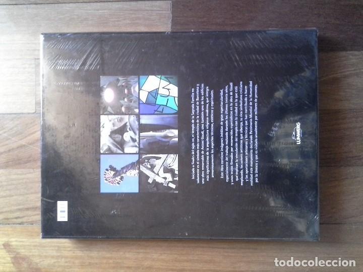 Libros: LA SAGRADA FAMILIA DE GAUDÍ - EL TEMPLO EXPIATORIO... - PRECINTADO - Foto 2 - 144969654