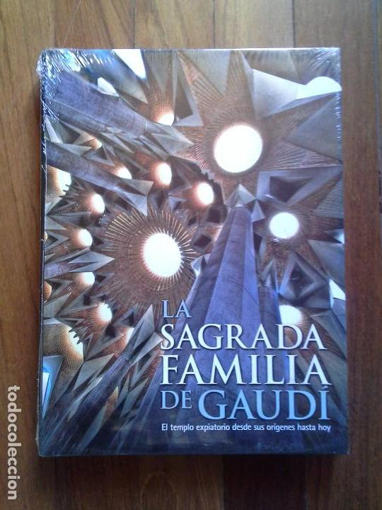 LA SAGRADA FAMILIA DE GAUDÍ - EL TEMPLO EXPIATORIO... - PRECINTADO (Libros Nuevos - Bellas Artes, ocio y coleccionismo - Diseño y Fotografía)