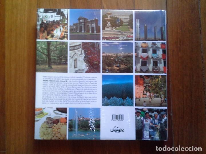 Libros: MADRID, RAZONES PARA CONOCERLA - ALBERT OLLÉ - PRÓLOGO MARTA RIVERA DE LA CRUZ - PRECINTADO - Foto 2 - 144971350