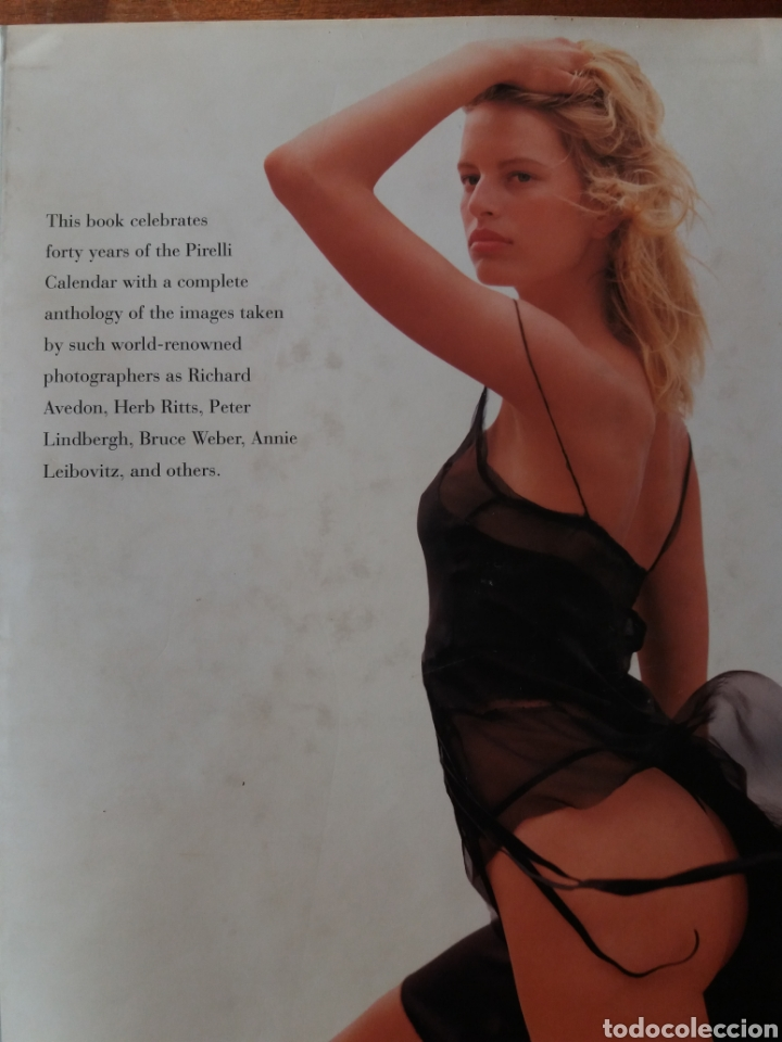Libros: The Pirelli Calendar : The Complete Works 40 Years - Foto 2 - 145817688