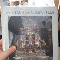 Libros: SANTIAGO DE COMPOSTELA, PATRIMONIO DE LA HUMANIDAD, ED. ALYMAR. 2004 PRECINTADO. Lote 150348114
