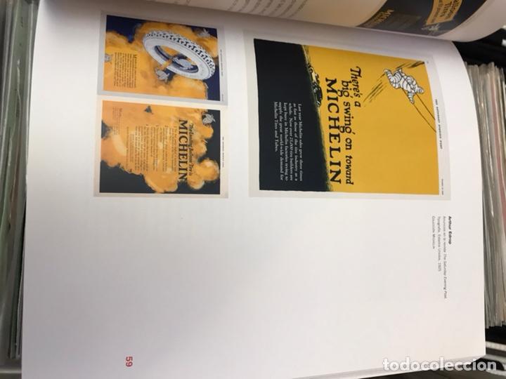 Libros: Libro Michelin Nunc est Bibendum !!.. Un mito gráfico desde 1898 - Foto 10 - 150452877
