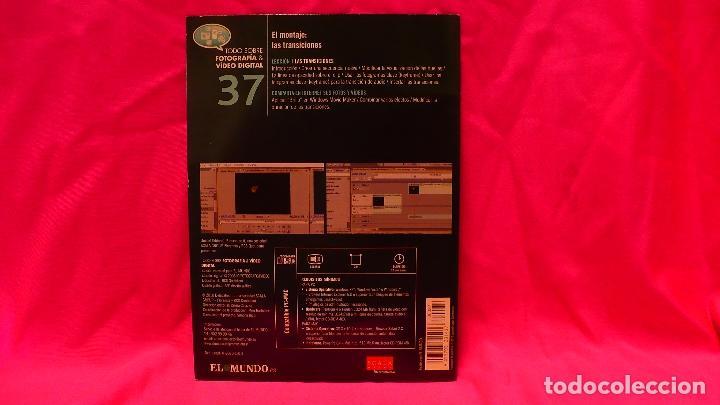 Libros: cd, compact disc, fotografía & vídeo digital, nº 37, el montaje las transiciones. - Foto 2 - 150483558