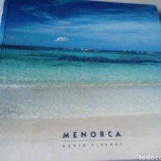Libros: MENORCA-DARIO SIDEROL. Lote 156221164