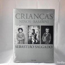 Libros: CRIANÇAS/NIÑOS/BAMBINI. SALGADO, SEBASTIAO. Lote 157811974