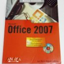 Libros: OFFICE 2007. Lote 160702176