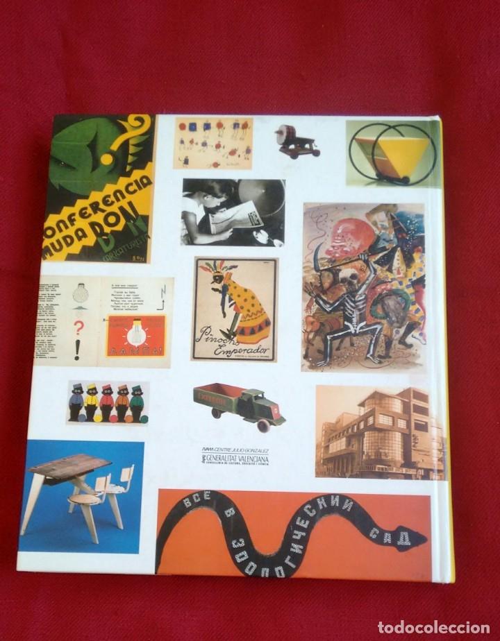 Libros: Libro Infancia y arte moderno. IVAM Centre Julio Garcia 1998. - Foto 2 - 164575438