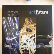 Libros: CATALOGO ART FUTURA 2008 INCLUYE CD. Lote 165496582