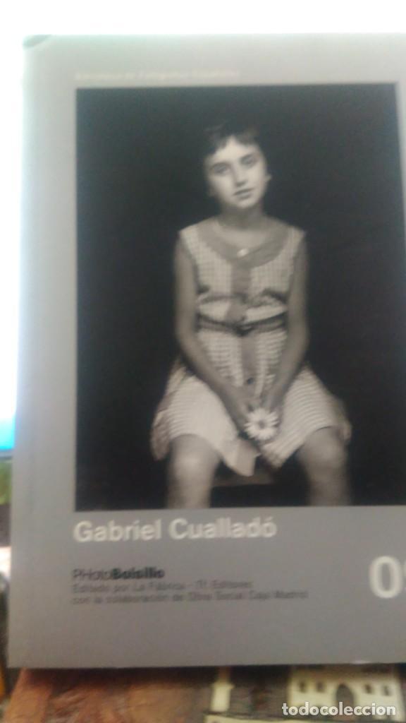 PHOTOBOLSILLO 09 , GABRIEL CUALLADO , CAJA MADRID (Libros Nuevos - Bellas Artes, ocio y coleccionismo - Diseño y Fotografía)