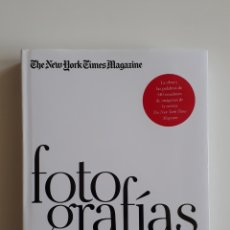 Libros: FOTOGRAFÍAS. THE NEW YORK TIMES MAGAZINE. Lote 170362160