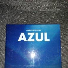 Libros: AZUL. Lote 172426402