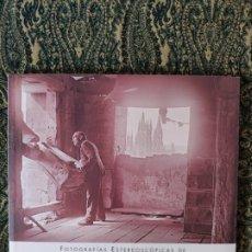 Libros: FOTOGRAFÍAS ESTEREOSCÓPICA DE EUSTASIO VILLANUEVA (MADRID: MINISTERIO DE EDUCACIÓN, CULTURA Y DEPORT. Lote 176259557
