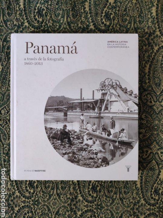 PANAMÁ A TRAVÉS DE LA FOTOGRAFÍA (1860-2013), TAURUS, MAPFRE, 2014 (Libros Nuevos - Bellas Artes, ocio y coleccionismo - Diseño y Fotografía)