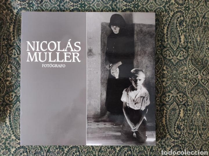 NICOLÁS MULLER, FOTÓGRAFO, BARCELONA, LUNWERG, 1994 (Libros Nuevos - Bellas Artes, ocio y coleccionismo - Diseño y Fotografía)