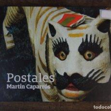 Libros: LIBRO - POSTALES - MARTIN CAPARROS - EDITORIAL ALTAIR . Lote 176896878