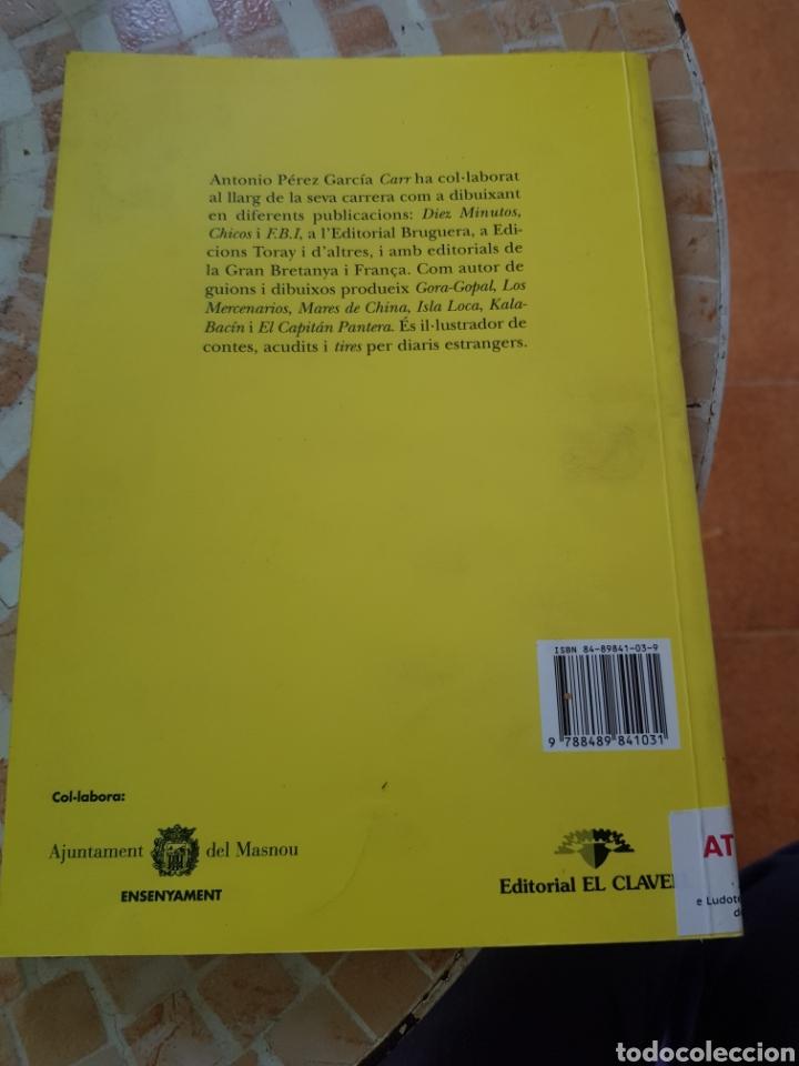 Libros: Libro EL DIBUIX HUMORISTIC ES COSA SERIOSA 1997 editorial el clavell - Foto 2 - 176972930