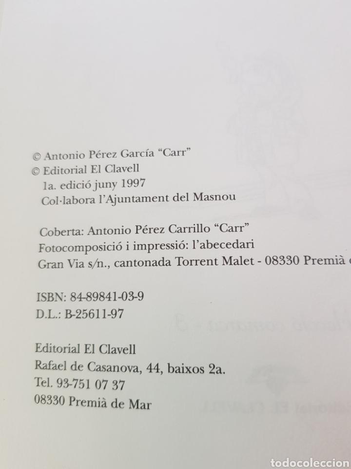 Libros: Libro EL DIBUIX HUMORISTIC ES COSA SERIOSA 1997 editorial el clavell - Foto 3 - 176972930