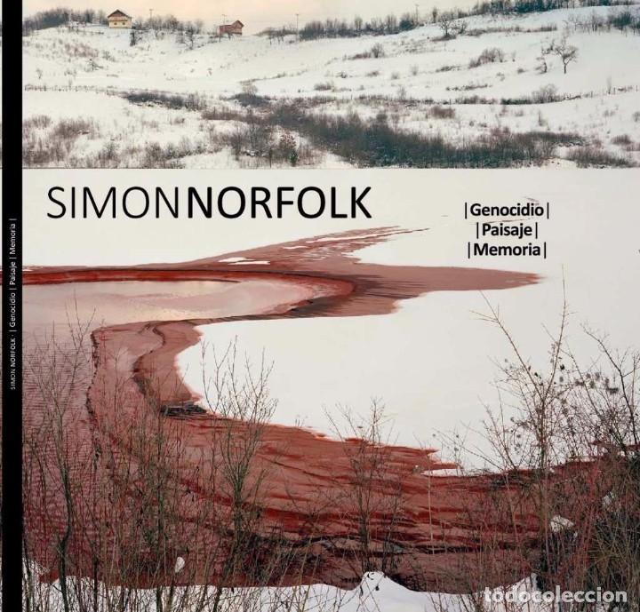 SIMON NORFOLK 'GENOCIDIO, PAISAJE, MEMORIA' (Libros Nuevos - Bellas Artes, ocio y coleccionismo - Diseño y Fotografía)