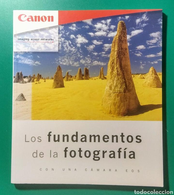 CANON FUNDAMENTOS DE LA FOTOGRAFÍA. 2001. (Libros Nuevos - Bellas Artes, ocio y coleccionismo - Diseño y Fotografía)