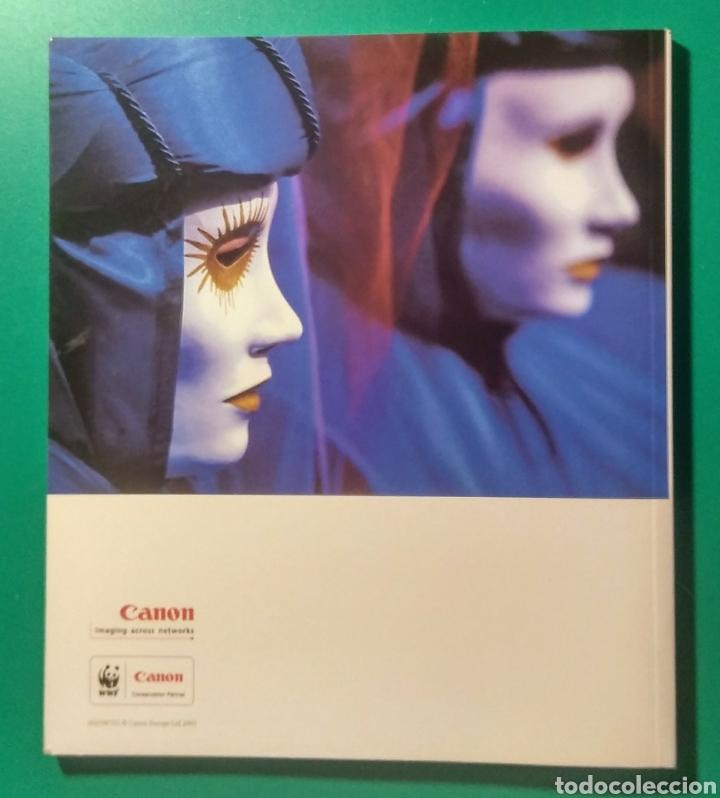 Libros: Canon Fundamentos de la Fotografía. 2001. - Foto 2 - 181618978