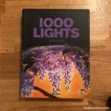 Libros: 1000 LIGHTS 1878-1959 TASCHEN. Lote 191289742