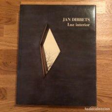 Libros: LUZ INTERIOR _ JAN DIBBETS. Lote 191295086