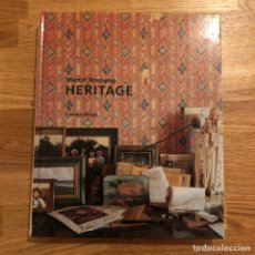 Libros: HERITAGE - MARTIN ROSSWOG. Lote 191295468