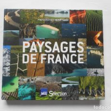 Libros: PAYSAGES DE FRANCE - PHOTOGRAPHIES HERVE TARDY - NUEVO. Lote 191694516