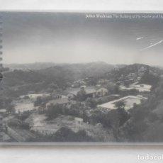 Libros: THE BUILDING OF MY HOME AND STUDIO - JULIUS SHULMAN - NAZRAELI PRESS - NUEVO. Lote 191697248