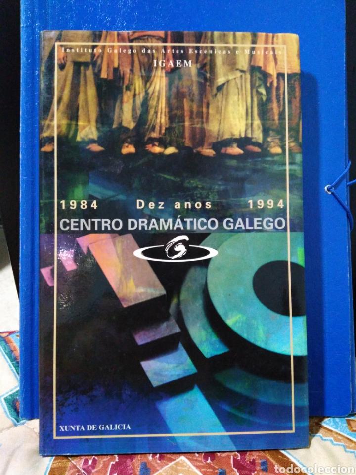 LIBRO CENTRO DRAMÁTICO GALEGO ( IGAEM ) 1984-1994 (Libros Nuevos - Bellas Artes, ocio y coleccionismo - Diseño y Fotografía)