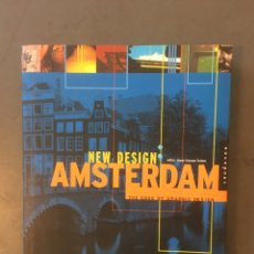 Libros: NEW DESIGN AMSTERDAM. THE EDGE OF GRAPHIC DESIGN. JAMES GRAYSON. Lote 193667443