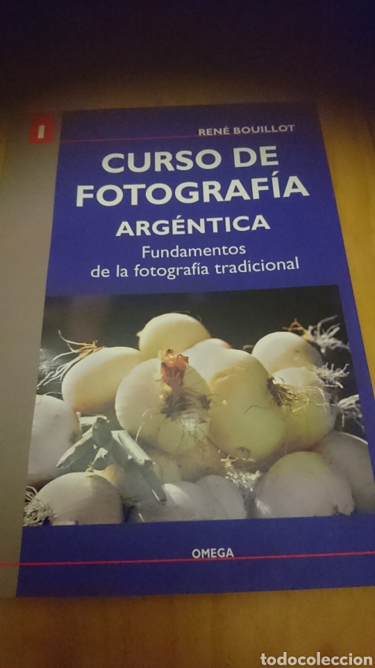 CURSO DE FOTOGRAFÍA ARGÉNTICA (Libros Nuevos - Bellas Artes, ocio y coleccionismo - Diseño y Fotografía)