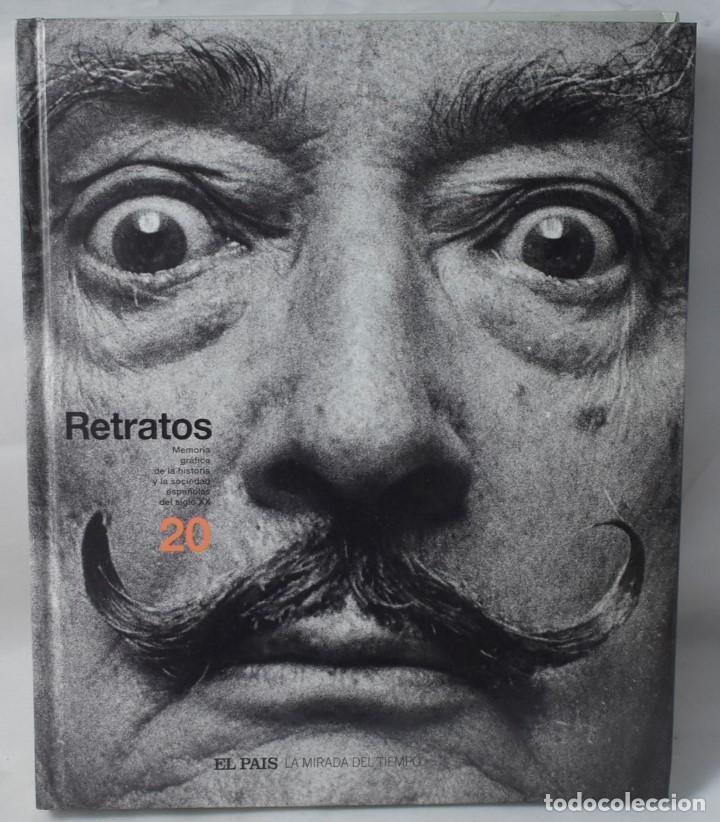 RETRATOS, MEMORIA GRÁFICA DE LA HISTORIA Y SOCIEDAD ESPAÑOLAS DEL SIGLO XX. VV.AA (Libros Nuevos - Bellas Artes, ocio y coleccionismo - Diseño y Fotografía)