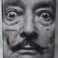 Libros: RETRATOS, MEMORIA GRÁFICA DE LA HISTORIA Y SOCIEDAD ESPAÑOLAS DEL SIGLO XX. VV.AA. Lote 194603517