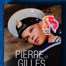 Livros: PIERRE ET GILLES - LIBRO DE FOTOS. Lote 195538907