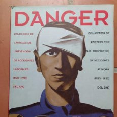 Libros: DANGER. Lote 195808385