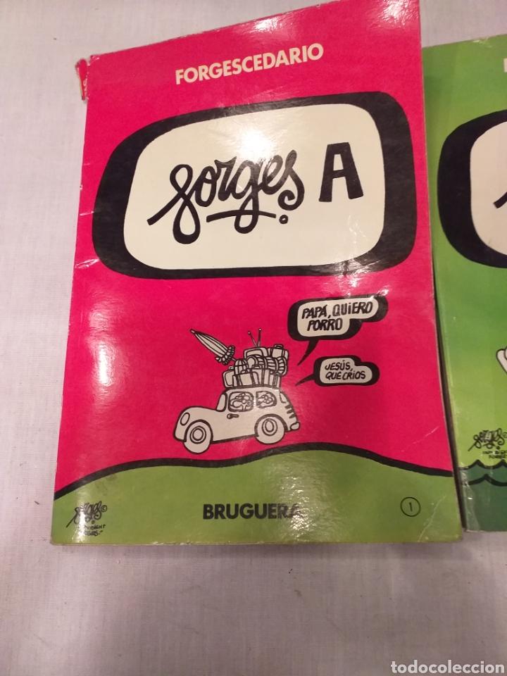 Libros: Libros de forges A y B - Foto 2 - 196395770